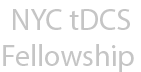 NYC tDCS Fellowship Logo